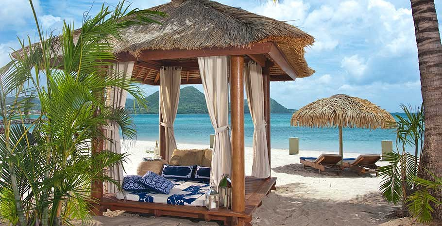 Sandals Grande St Lucian Spa Amp Beach Resort Saint Lucia