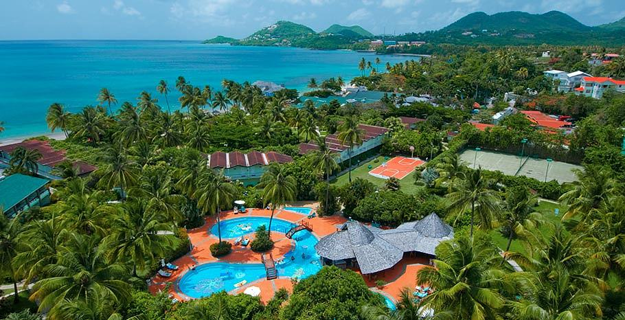 Sandals Halcyon Beach - Sandals Halcyon Beach. Copyright Sandals Beaches Resorts.