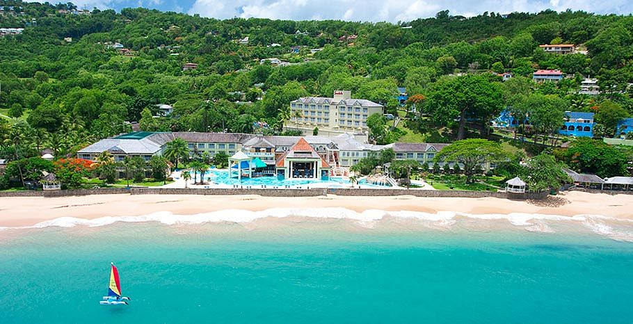 Sandals La Toc Golf Resort Spa Saint Lucia Reviews Pictures