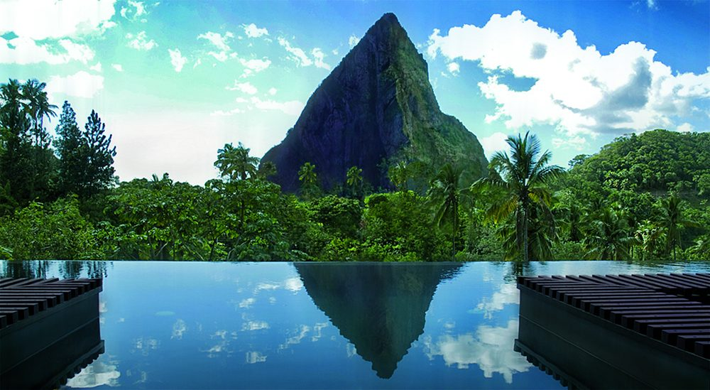 St. Lucia vacations and special offers from Visual Itineraries