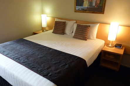 Hotel - Executive - Ashley Hotel Greymouth. Copyright Ashley Hotel Greymouth.