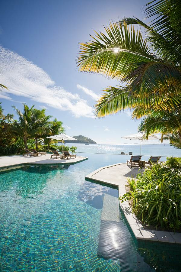 Fiji Islands Resorts Overwater