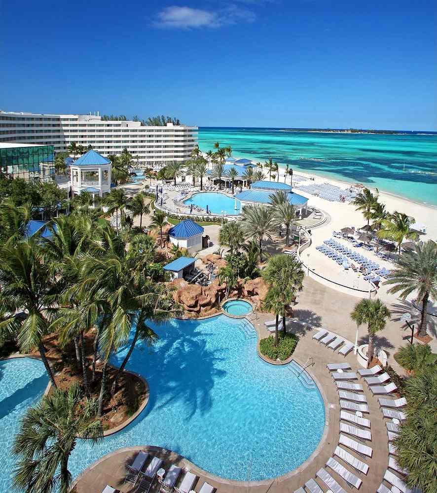 Bahamas Beach: Sheraton Nassau Beach Resort & Casino, Bahamas