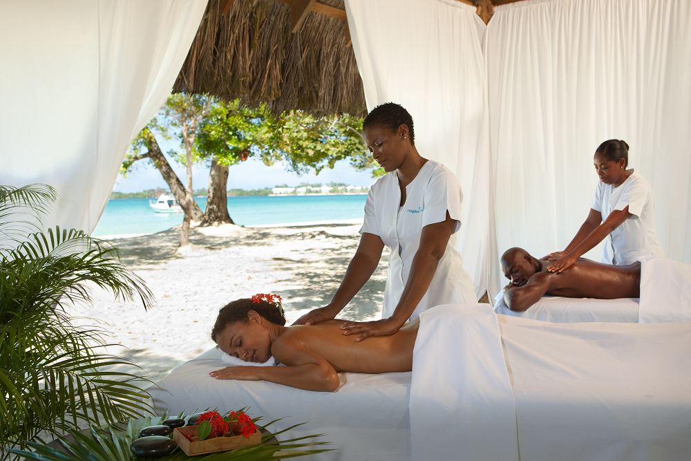 Couples negril jamaica reviews pictures virtual tours for Best spa for couples