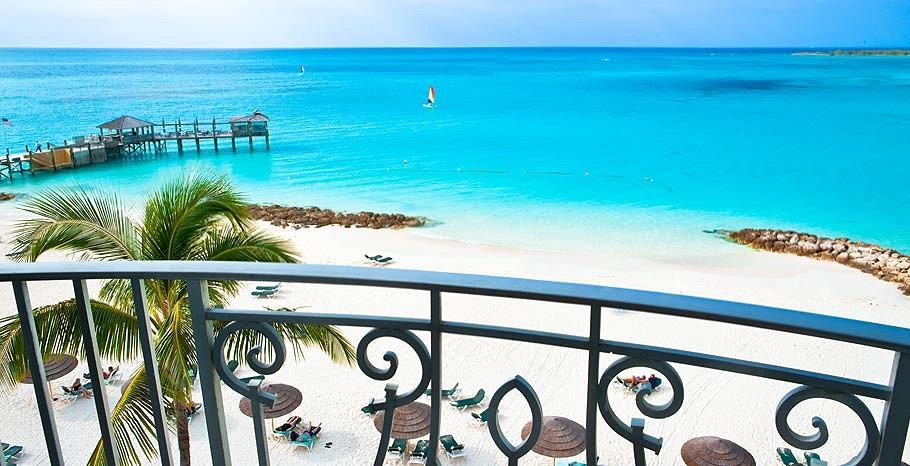 6e5444b61b4b05 Buckingham Honeymoon Oceanview Concierge Suite - Sandals Royal Bahamian Spa  Resort   Offshore Island.