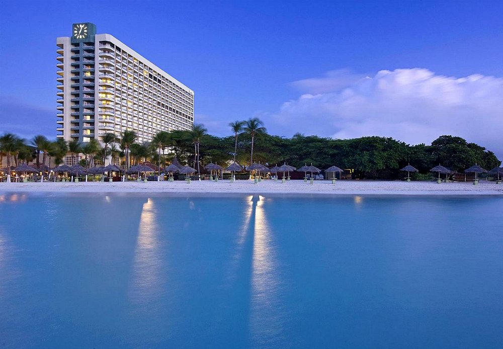 The Westin Resort & Casino, Aruba - The Westin Resort & Casino, Aruba. Copyright Starwood Hotels & Resorts Worldwide, Inc.