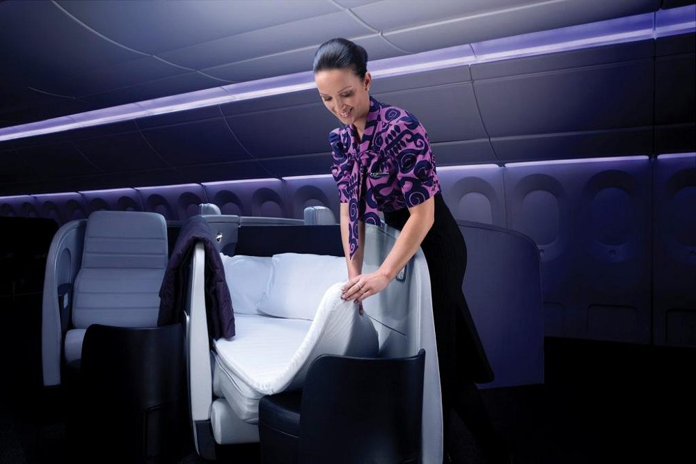 Air New Zealand Flights New Zealand Reviews Pictures