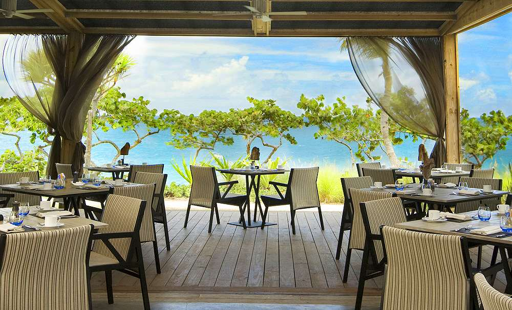 miX On The Beach - W Retreat & Spa, Vieques Island.