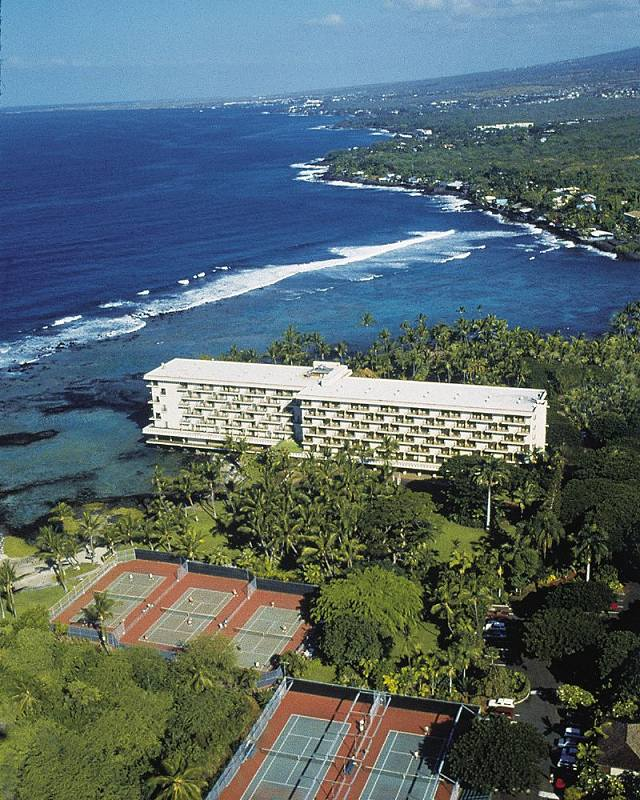 Keauhou Beach Resort - Keauhou Beach Resort. Copyright Outrigger Hotels Hawaii.