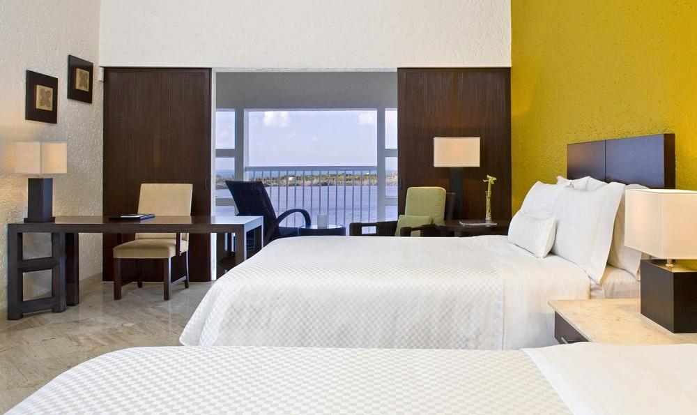 Royal Beach Club Lagoon View Room The Westin Resort Spa Cancun
