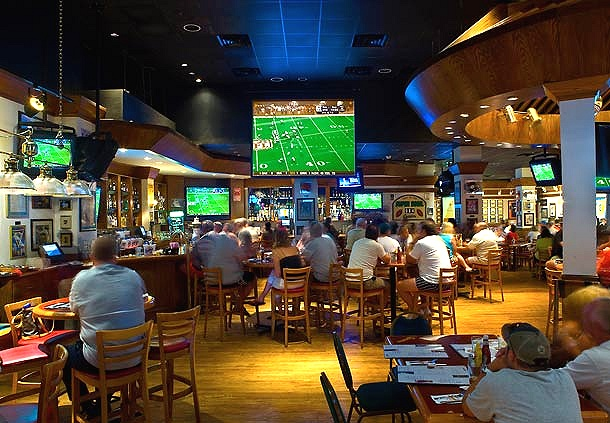 champions sports bar from photo gallery for aruba