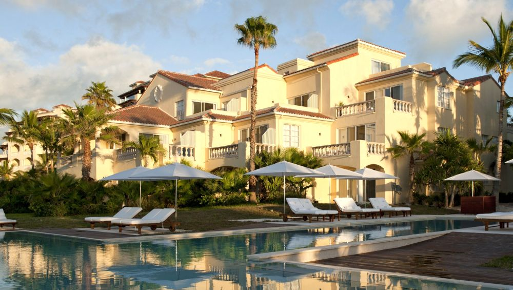 Grace Bay Club Turks and Caicos Islands  Reviews Pictures