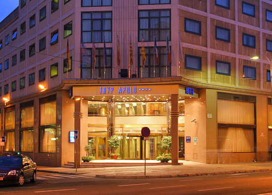 Tryp Barcelona Apolo Hotel Spain Reviews Pictures Map