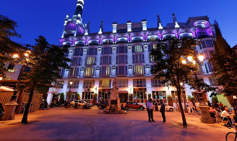 Me Madrid Spain Reviews Pictures Virtual Tours Map