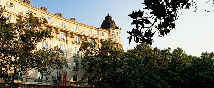 Overview - Hotel Ritz Madrid. Copyright Hotel Ritz Madrid.