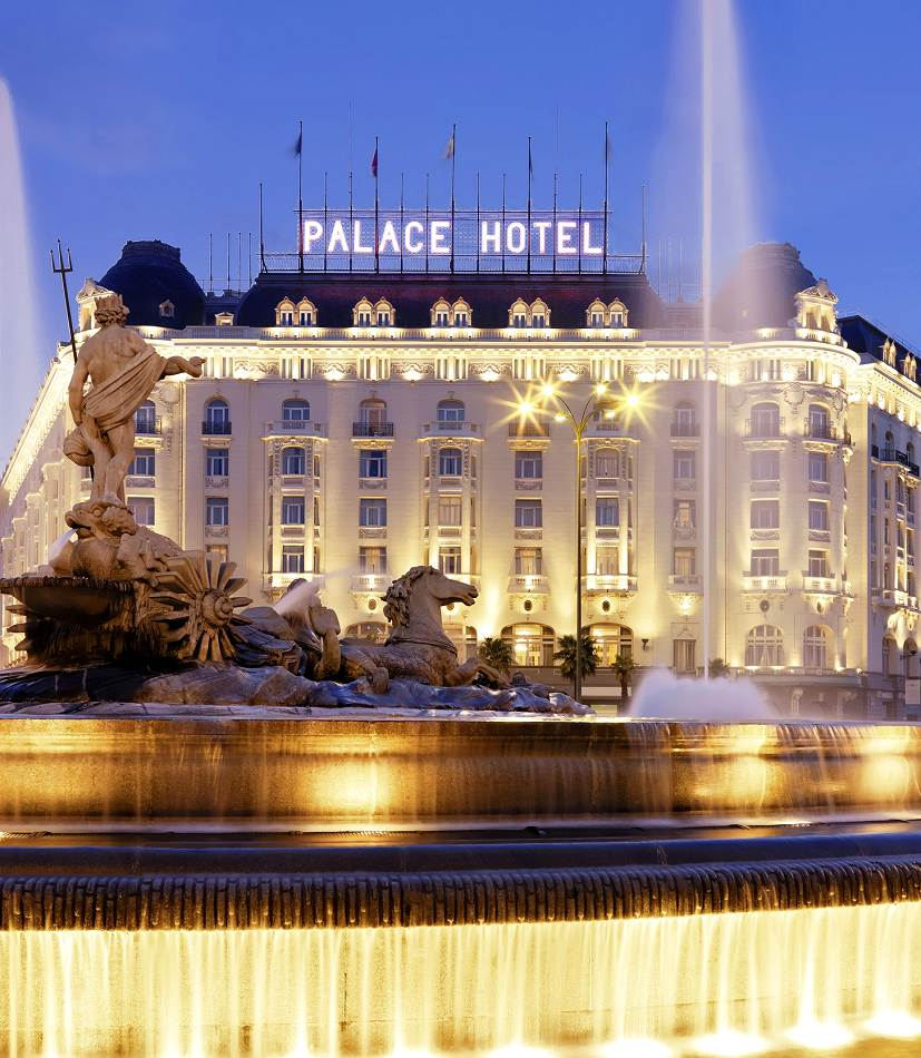 The Westin Palace - The Westin Palace. Copyright Starwood Hotels & Resorts Worldwide, Inc.