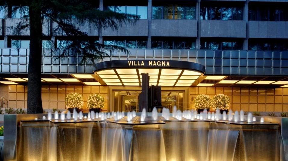 Villa Magna Spain Reviews Pictures Virtual Tours Map
