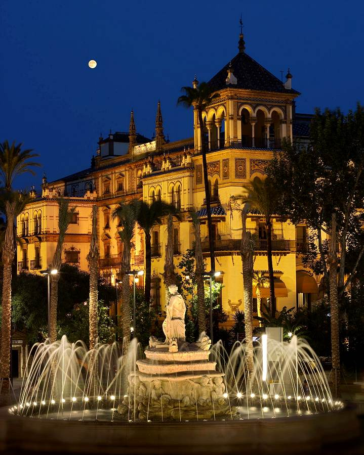 Hotel Alfonso XIII - Hotel Alfonso XIII. Copyright Starwood Hotels & Resorts Worldwide, Inc.
