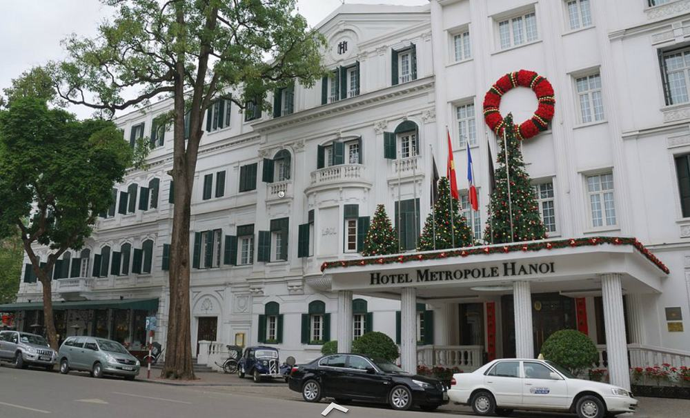 Image result for metropole hanoi