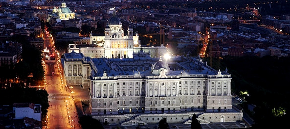Spain's Royal Palace