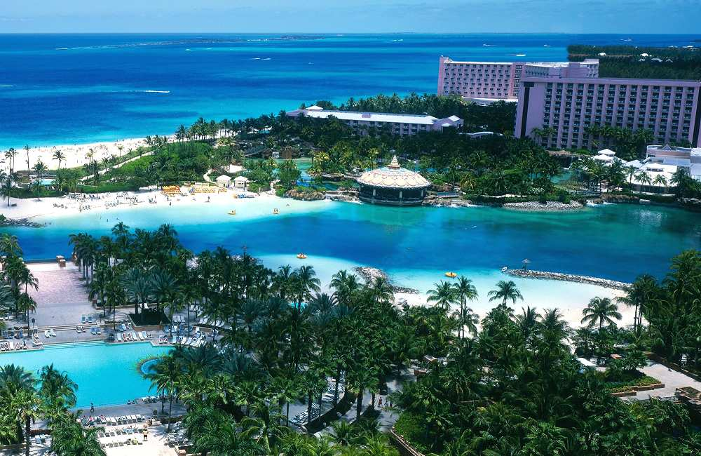 Beach Towers Atlantis Paradise Island Photo Copyright Kerzner International