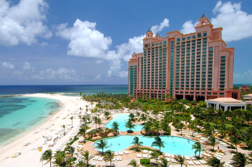 Atlantis Paradise Island, The Cove