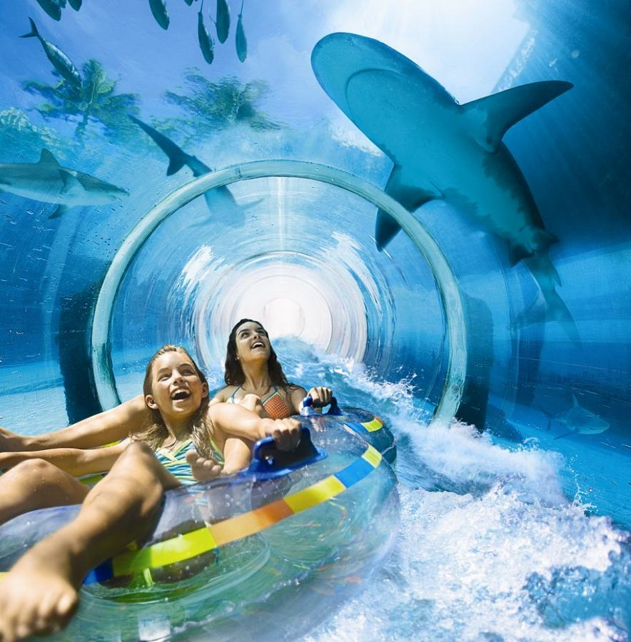 Atlantis Paradise Island, Harborside Resort, Bahamas