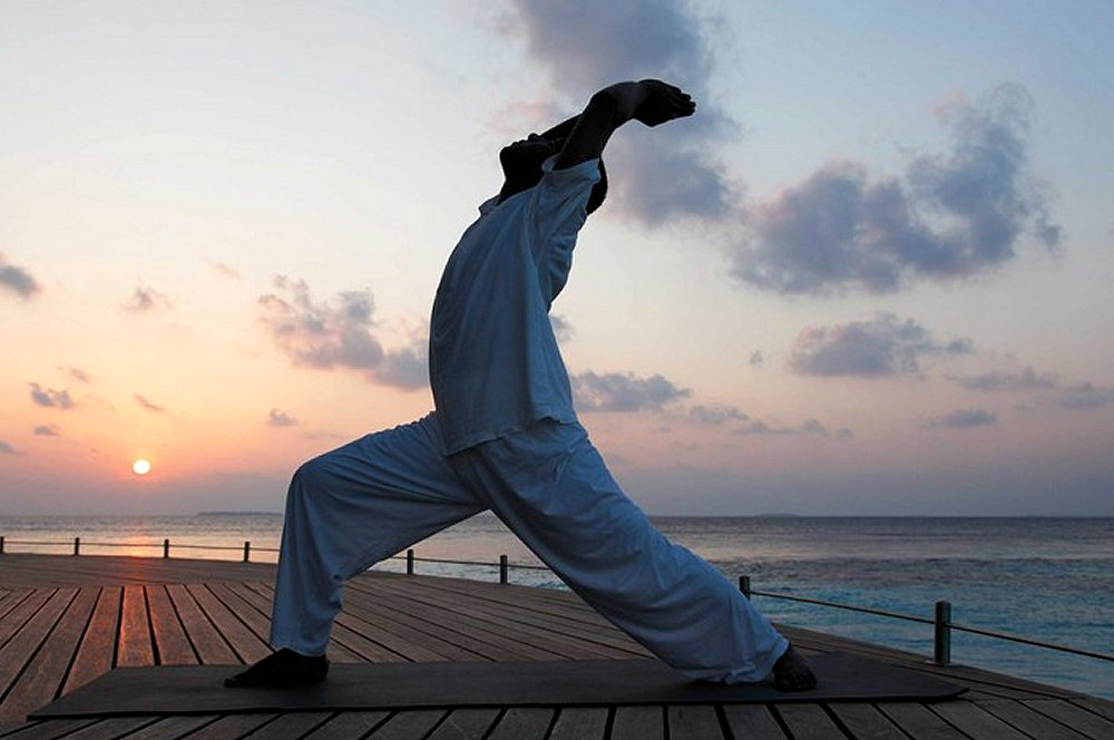 Yoga Facilities - Baros Maldives.