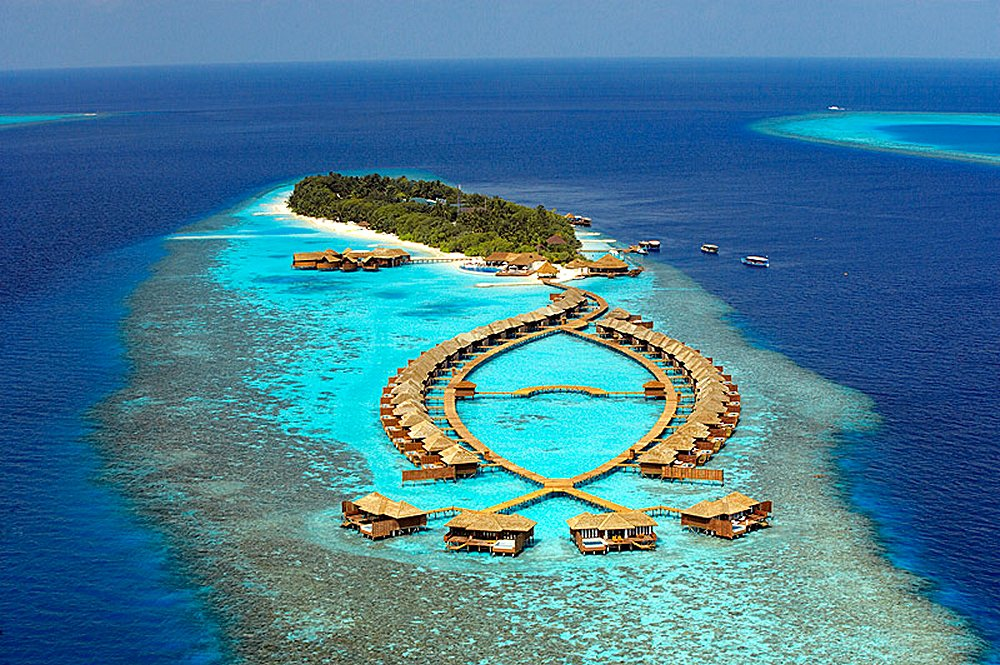 Huvahendhoo Island Lily Beach Resort Spa Photo Copyright