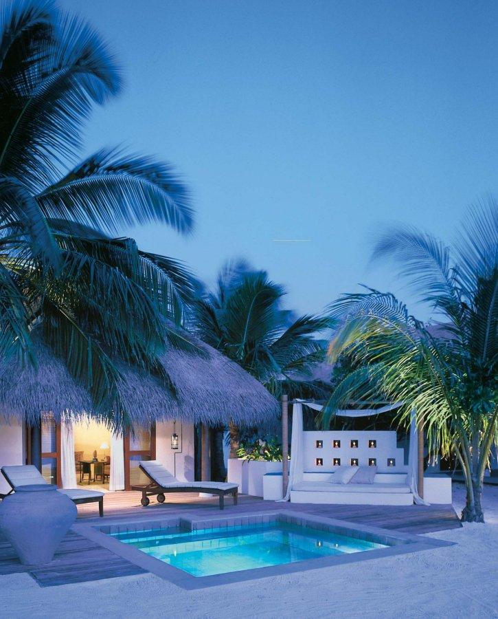 Exotisches Hotel Taj Kronleuchter Rattanmöbel