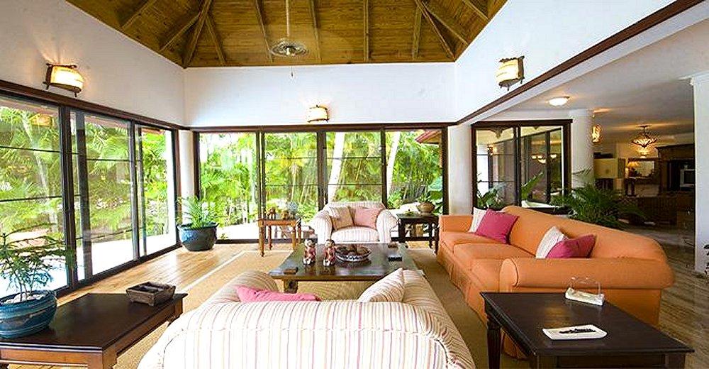 Villa ventanas from photo gallery for casa de campo - Casas de campo interiores ...