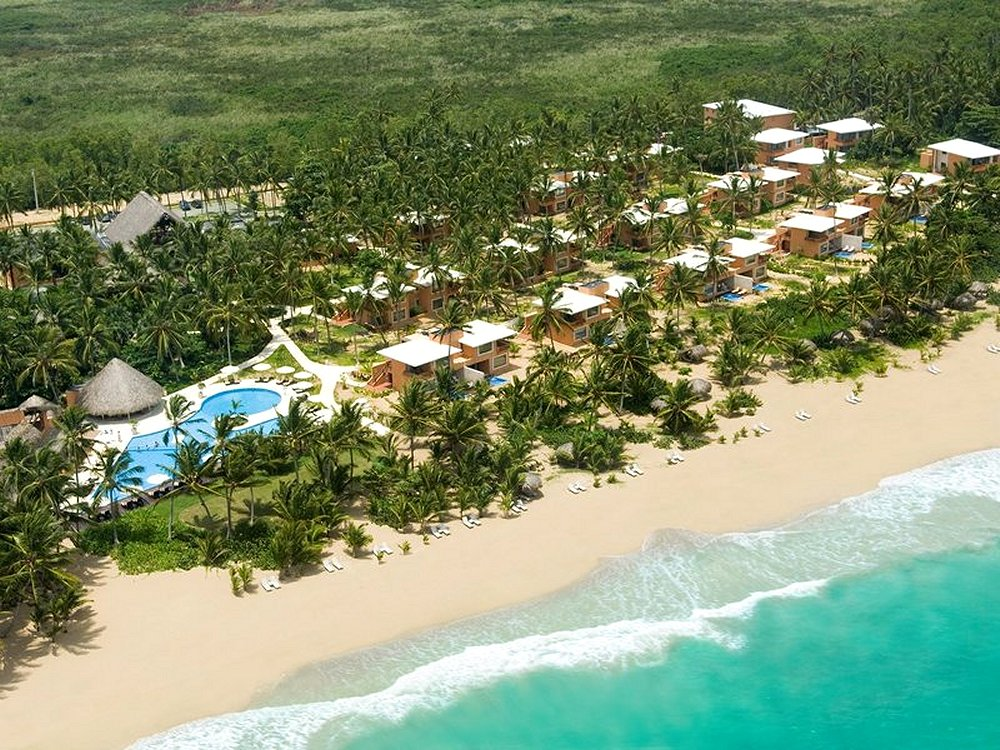 Aerial View of the Dominican Republic's Boutique Hotel - Sivory Punta Cana Boutique Hotel. Copyright Sivory Punta Cana Boutique Hotel.
