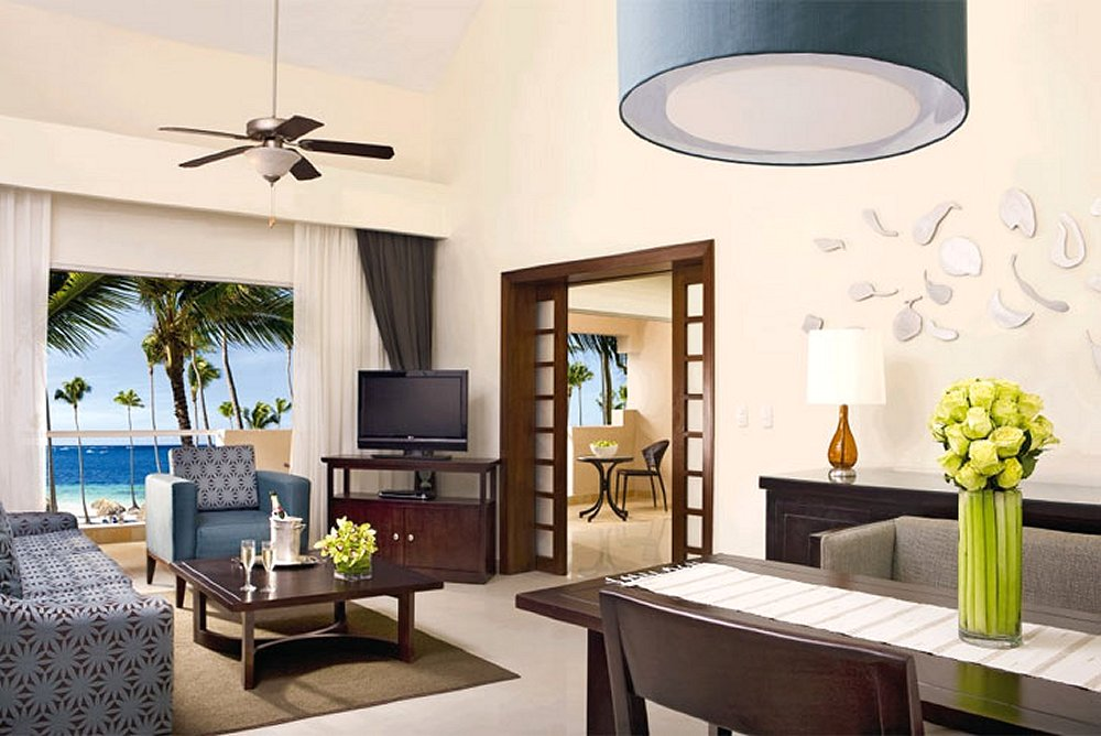 Deluxe Tropical View Rooms Dreams Palm Beach Punta Cana