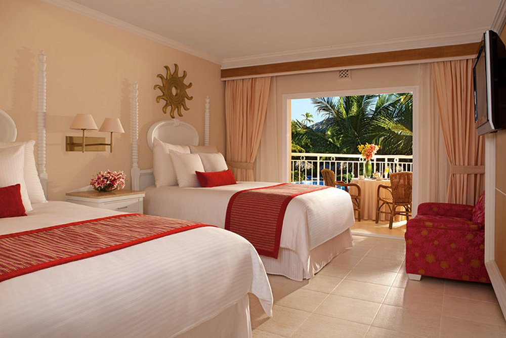 Dreams Punta Cana Preferred Club Deluxe Family Room