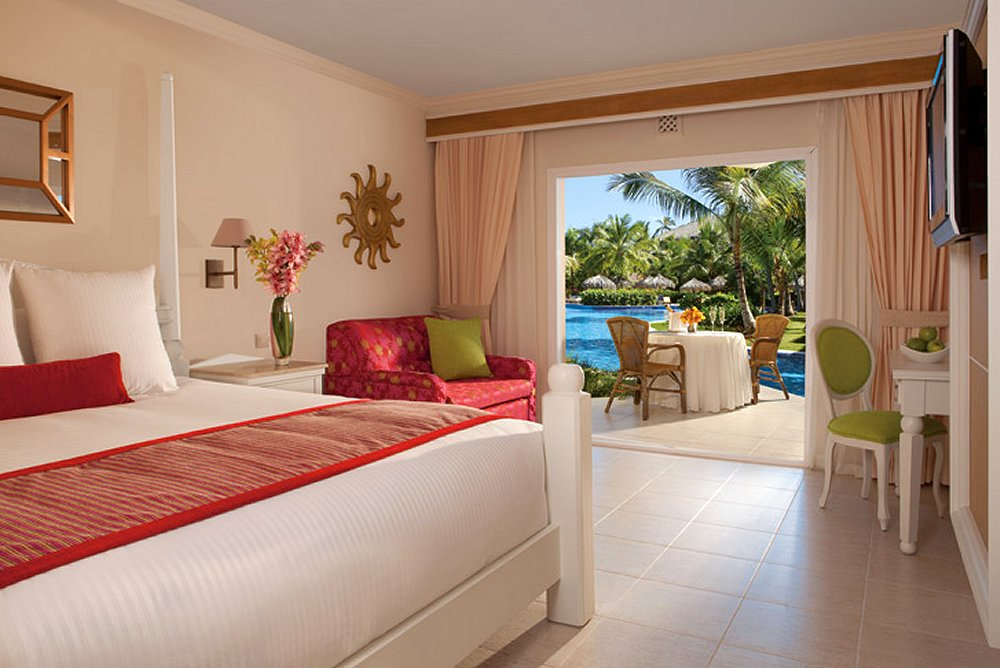 Dreams Punta Cana Deluxe Swim Out Room