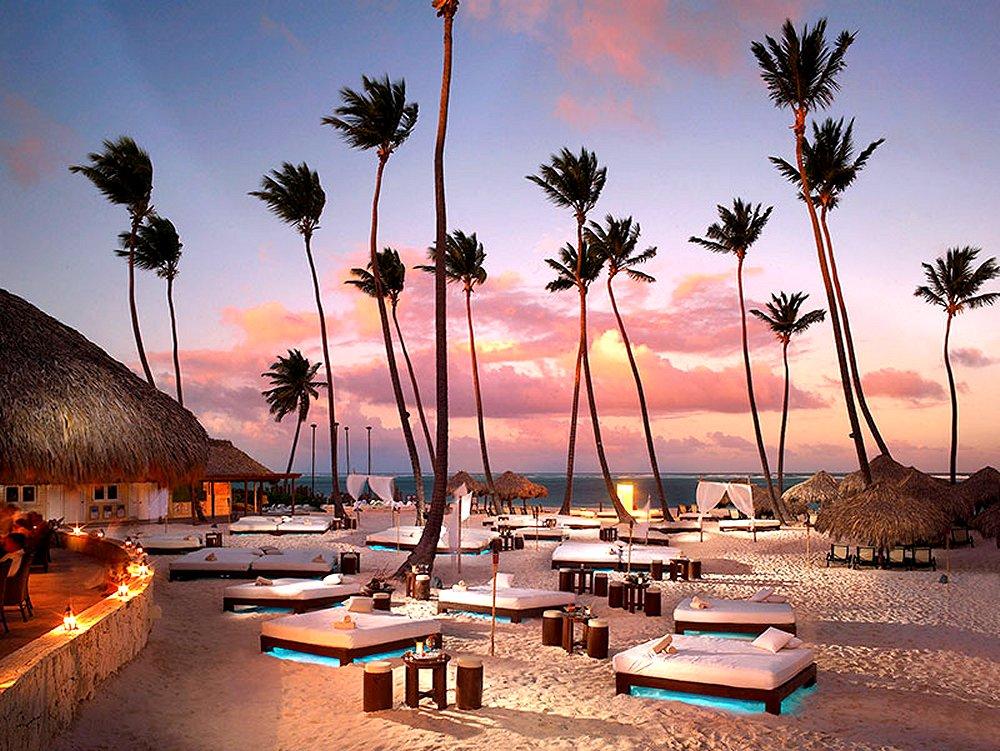 Gabi Beach Location Paradisus Palma Real Resort