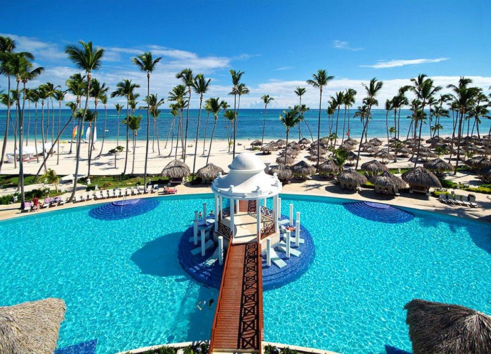 Paradisus palma real resort dominican republic reviews for Top 5 all inclusive resorts