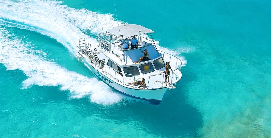 Deep sea sport fishing from photo gallery for beaches for Deep sea fishing jamaica