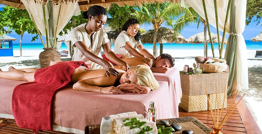 Red Lane® Spa - Beaches Negril Resort & Spa.