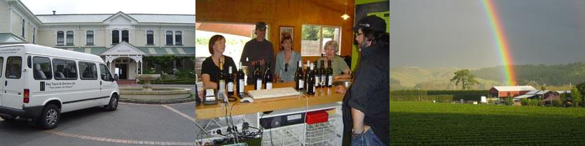 Winery Tours  Option 1: Premium Reserve - Bay Tours & Charters.