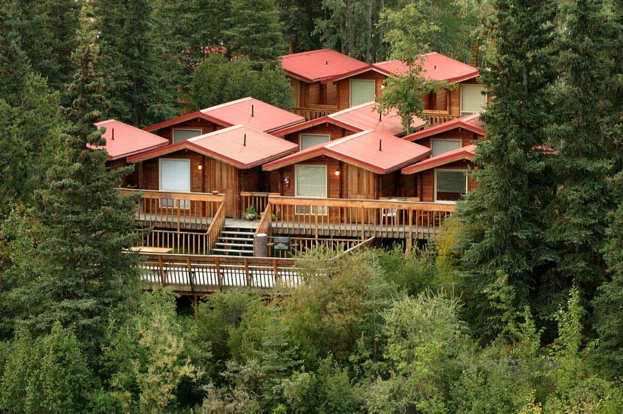 Denali River Cabins Denali Reviews Pictures Videos Map