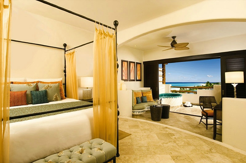 Junior Suite Ocean View Location Secrets Maroma Beach