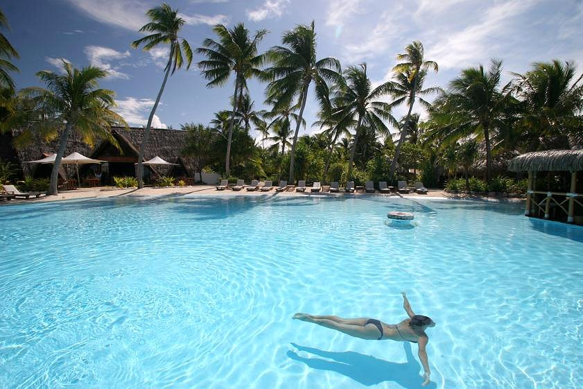Manihi French Polynesia  city photo : Manihi Pearl Beach Resort, French Polynesia Reviews, Pictures ...