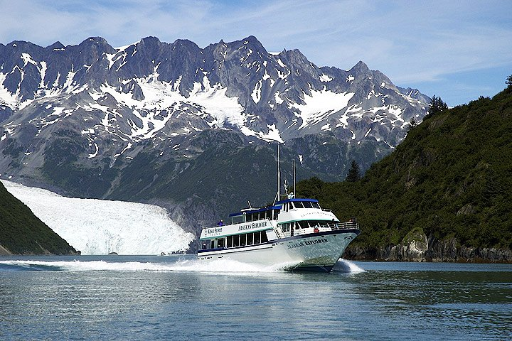 Seward Cruise Tour Reviews