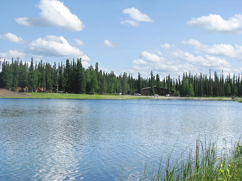 Beaver Lake - Beaver Lake Resort. Copyright Beaver Lake Resort.