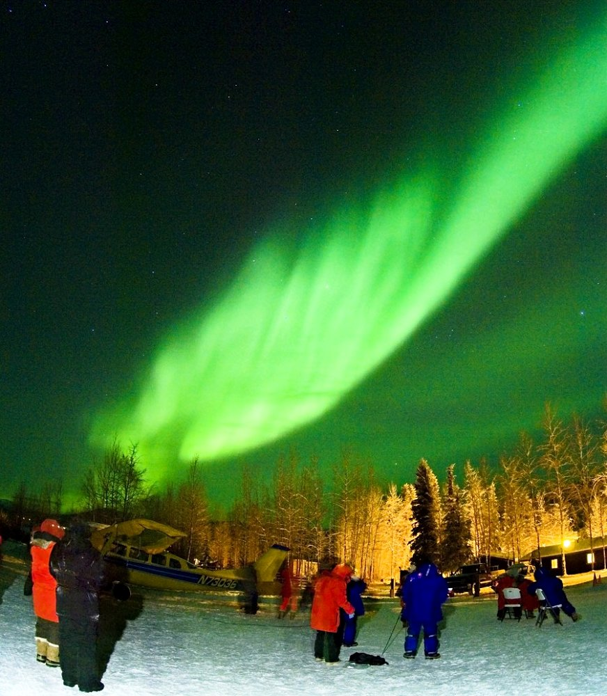 Chena hot springs resort fairbanks reviews pictures map visual