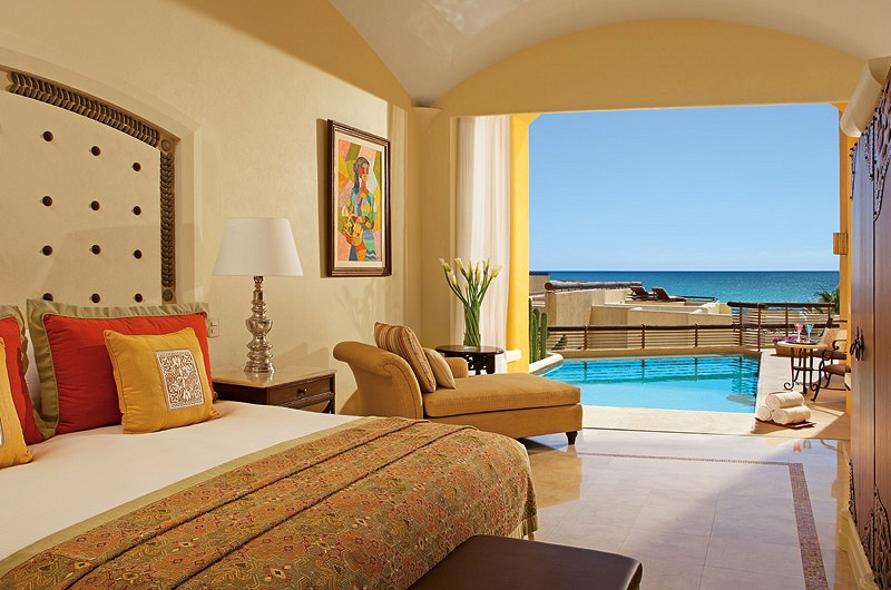 Honeymoon Suite Ocean View With Private Pool