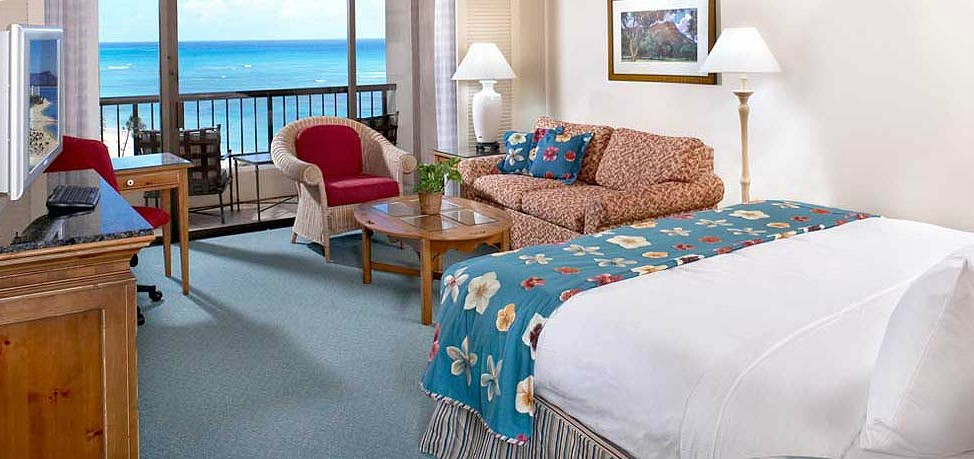 Hilton Hawaiian Village Waikiki Beach Photo Gallery: Ali'i Tower King Room, From Photo Gallery For Hilton