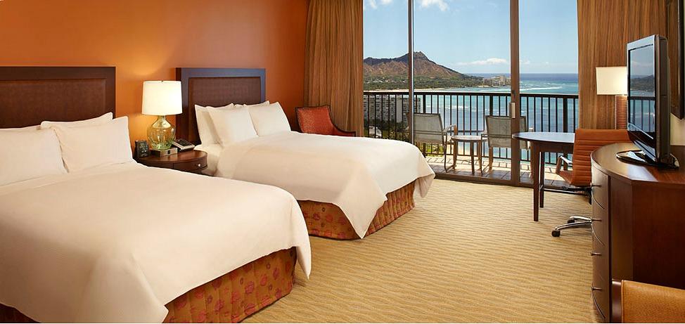 Hilton Hawaiian Village Waikiki Beach Photo Gallery: Rainbow Tower Ocean Front Room, From Photo Gallery For