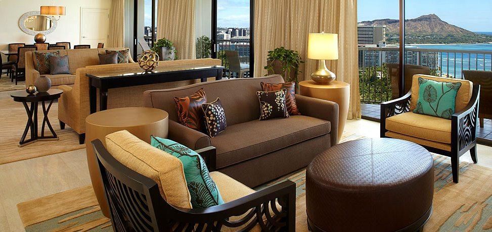 Rainbow Tower Presidential Suite Location Hilton Hawaiian Village Waikiki Beach Resort